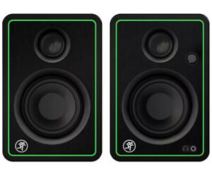 """Mackie CR4-X Couple Di Monitor From Studio Media With Woofer From 4 """" IN 50 Watt"""