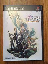 Final Fantasy X-2 International + Last Mission (Sony PlayStation 2) Japan Import