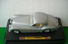 JAGUAR XK 120 COUPE' 1948 SCALA 1:24 BBURAGO ITALY ANNI '90