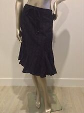 BRAND NEW black RIVERS skirt size 14 RRP $49.95 100% cotton outer lined In Poly