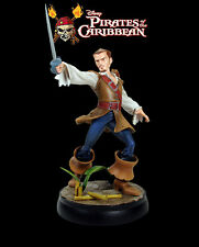 GENTLE GIANT PIRATES OF THE CARIBBEAN WILL TURNER MAQUETTE STATUE ~BRAND NEW~