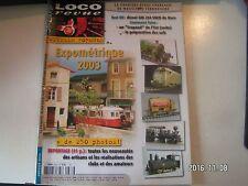 **s Loco Revue n°678 Diesel GM 204 SNCB Roco / Dépôt vapeur
