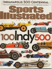Sports Illustrated 2011 Indianapolis 500 100th Anniversary