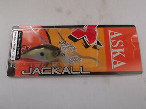 Discontinued Jackall ASKA 50SR,Square Bill,4 Footer, Tennessee Shad