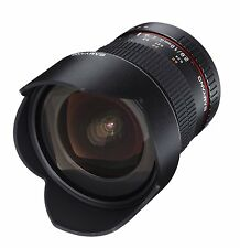 Samyang 10mm F2.8 ED AS NCS CS Ultra Wide Angle Lens for Canon EF-S