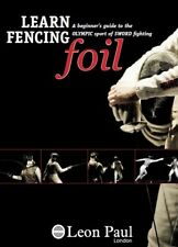 Learn Sword Fencing - Instructional Foil DVD - Leon Paul
