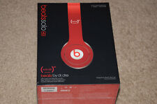 Beats Solo HD Red Special Edition On-Earphones Headphones Headband First Edition