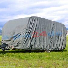 Schutzhülle Ganzgarage Abdeckung  Wohnwagen Wohnmobile | 5,5 meter lang
