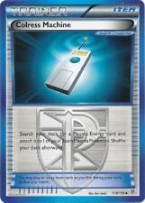 4X Colress Machine-19/135 Uncommon Trainer-Black White Plasma Storm-NM-Pokemon