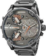 Diesel 7315 Mr.Daddy 2.0 Gunmetal Men's Watch