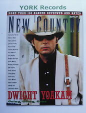 NEW COUNTRY MAGAZINE - November 1995 - Dwight Yoakam / Emmylou Harris