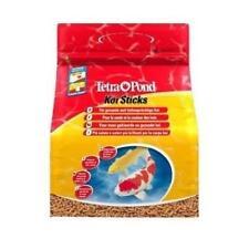 TETRA POND KOI VIBRANCE COLORING ENHANCING PREMIUM KOI FISH FOOD 5.18 LBS. BAG