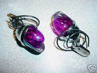 BICYCLE LIGHTS BIKES CAR CYCLE  BOAT  CHOICE OF COLORS