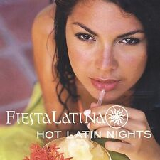 Hot Latin Nights: Fiesta Latina CD