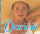 MAXI CD DANNII MINOGUE THIS IS IT 7 VERSIONS DE 1993 NEUF