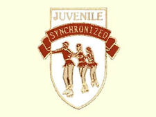 Juvenile Synchronized Skating Lapel Pin - Learning The Ropes