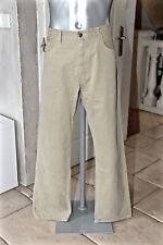bonito jeans beige hombre TOMMY HILFIGER midtown talla W38 L34 NUEVO