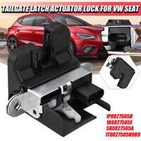 Tailgate Trunk Boot Door Lock Actuator 5K0827505A For VW Golf Tiguan Seat Leon