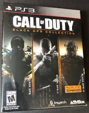 Call of Duty Black Ops Collection [ 3 Games in 1 Pack ] (PS3) NEW
