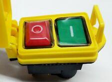 Maschinen Elektro Ein Aus Geräte Schalter 240 V,16 A,IP 54 Taster Hauptschalter