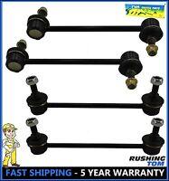 4Pc Kit Front & Rear Sway Bar Link for Mazda Protege 1999 2000 K80685 K80869