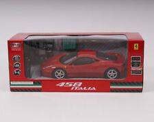 Modellini di auto e moto radiocomandati rosso scala 1:14