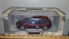 1/18 UT MODELS BMW Z3 COUPE 2.8 METALLIC RED yd