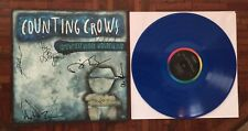 Counting Crows Lp/ Signed Coloured Vinyl Lp/ Somewhere under wonderland
