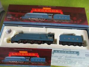 LNER 4-6-2 MALLARD - CLASS A4 by Hornby Legends. Collectors Edition