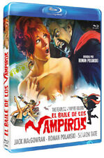 The Fearless Vampire Killers NEW Cult Blu-Ray Disc Roman Polanski Jack MacGowran