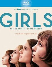 Girls Complete Series 4 Blu Ray All Episodes Fourth Season Original UK Release