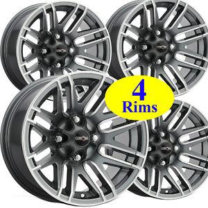 """4) 14"""" Aluminum ATV RIMS WHEELS LUG NUTS & CENTER CAPS for Honda PIONEER 1000"""