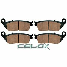 Front Brake Pads For Honda VT750DC Shadow Spirit 750 2001 2002 2003 2004-2009