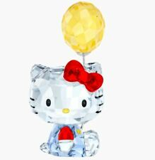 New in Box Swarovski Hello Kitty Balloon #5301578 Rare