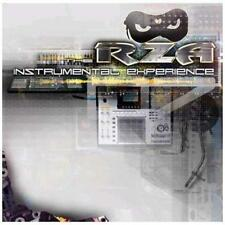 RZA - THE INSTRUMENTAL EXPERIENCE (NEW & SEALED) CD Hip Hop Rap Wu Tang Clan