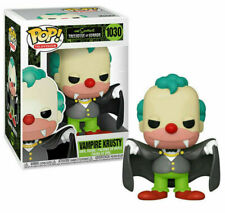 VAMPIRE KRUSTY #1030 FUNKO POP - TREEHOUSE OF HORROR SIMPSONS SERIES - NEW