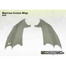 Kromlech BNIB Monstrous Creature Wings (1) KRCB142