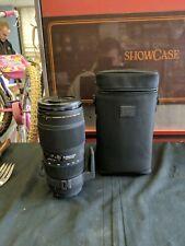 Sigma DG 70-200mm f/2.8 APO HSM EX DG Lens for Nikon with Case