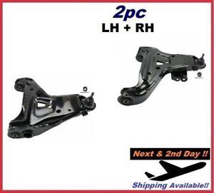 For CHEVROLET GMC Control Arm SET Front Lower KIT MOOG RK620464 RK620300