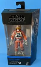 Star Wars The Black Series Luke Skywalker speeder pilot