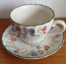 RARE Churchill  EMILY CUP AND SAUCER SET DUO GOOD VINTAGE