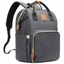 HaloVa Diaper Bag Multi-Functional Portable Travel Backpack Nappy Bags  ( BOX 2)