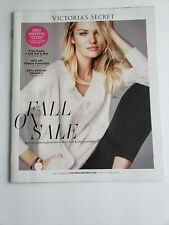 Victoria's Secret Catalog FALL ON SALE 2014 CANDICE SWANEPOEL