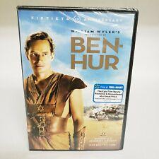 Ben-Hur 1959 (Dvd, 2011) 50th Anniversary Edition Charlton Heston New, Sealed