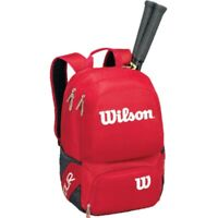 Wilson Tour Molded LG Backpack Tennis Racket Sport Bag