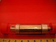 "Hartness N-113 Pneumatic Cylinder 5"" Stroke 1-1/2"" Bore N113 Clippard J10 24-2"