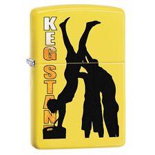 Keg Stand - Lemon Matte Zippo Lighter