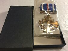 Us , Medal - Distinguished Flying Cross Full Size in Box