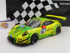 Minichamps 155176911 # PORSCHE 911 GT3 R Manthey Racing 24h. Nürburgring 1:18