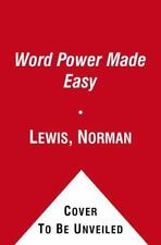 Word Power Made Easy [Feb 15, 1991] Lewis, Norman